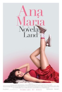 Ana Maria in Novela Land Official Poster
