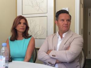 Roma Downey & Mark Burnett
