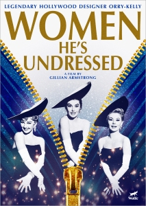 Poster WOMEN HE'S UNDRESSED -