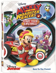 MRR Start Your Engines Box Art