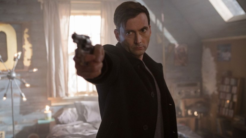 David Tennant em Bad Samaritan