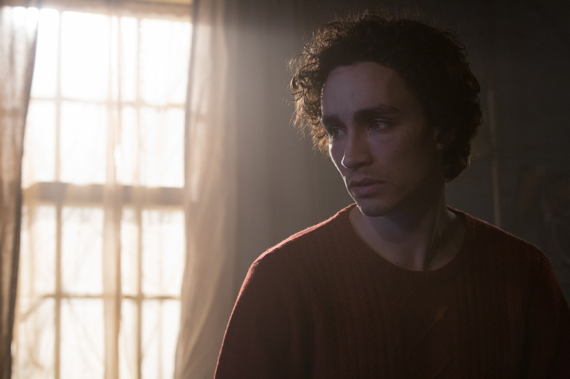 Robert Sheehan em Bad Samaritan