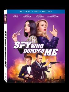 SpyWhoDumpedMe