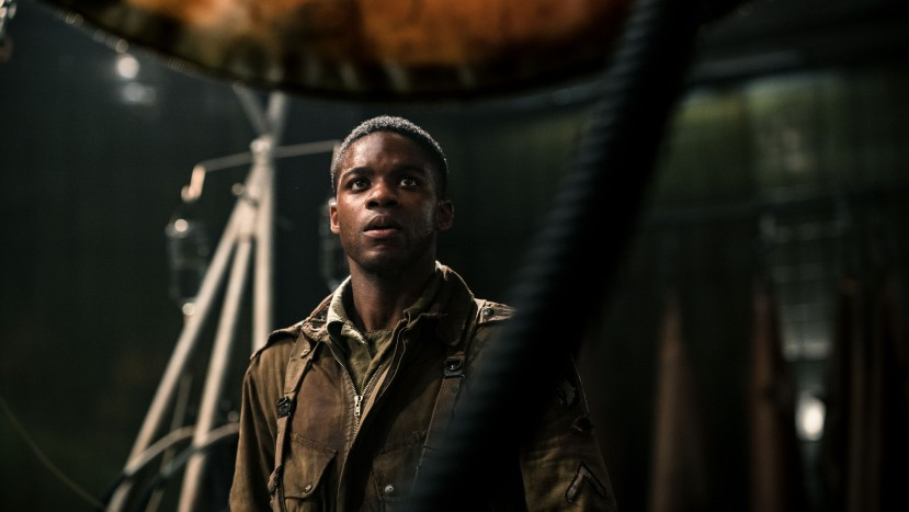 Overlord (2018)Directed by Julius Avery Shown: Jovan Adepo