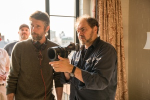 Writer/Director Bart Freundlich and Director of Photography Julio Macat.